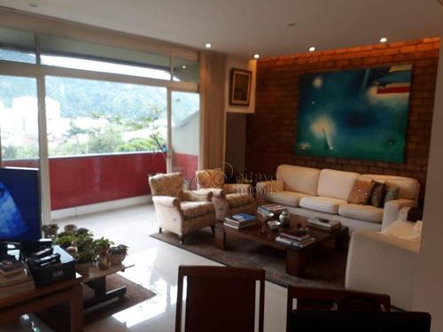 Apartamento À Venda, 120 M² Por R$ 1.800.000,00 - Leblon - Rio De Janeiro/rj - Ap6732