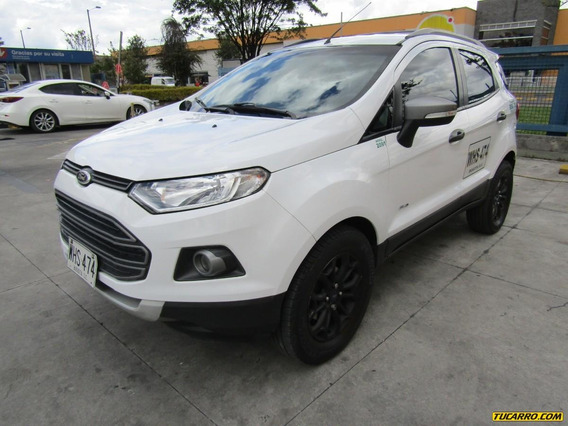 Ford Ecosport Freestyle Mt 2000cc 4x4