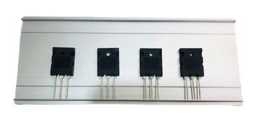 Disipador De Calor En Aluminio 8cmx20cm Transistor