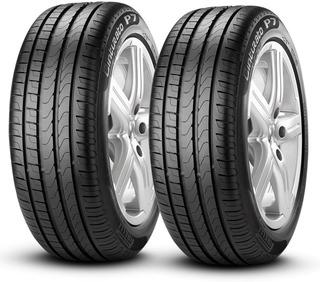 2 Llantas 225/45 R18 Pirelli Cinturato P7 Run Flat Y91