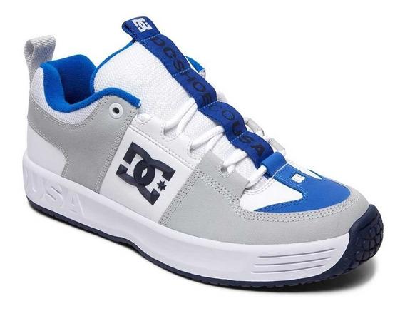 Zapatillas Dc Shoes Mod Lynx Og Blanco Azul