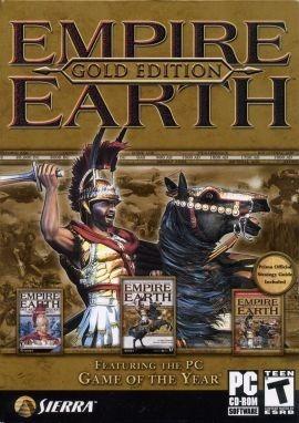 Empire Earth Gold Edition Pc Completo Envio Via Email