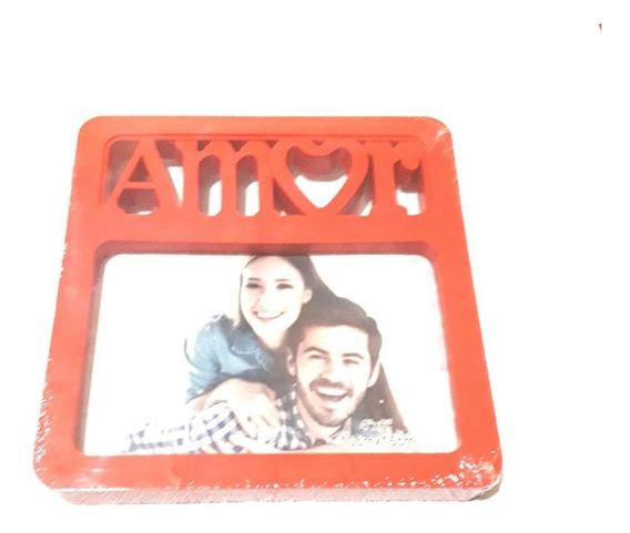 Porta Retrato De Plástico Amor Promoção
