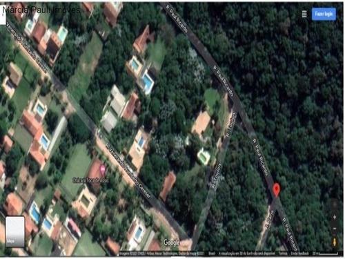 Terreno A Venda No Ville De Saint James I - Campo Limpo Paulista/sp. - Te01191 - 69281022