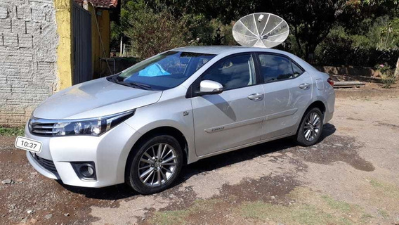 Toyota Corolla Xei 2.0 Ano 2016 Completo X Troca Por Guincho