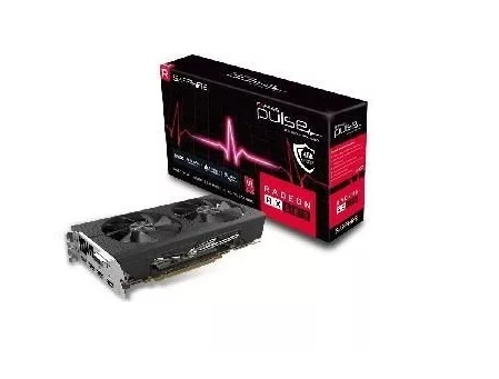 Placa De Video Sapphire Radeon Pulse Rx 580 4gb Oc Gddr5 Co