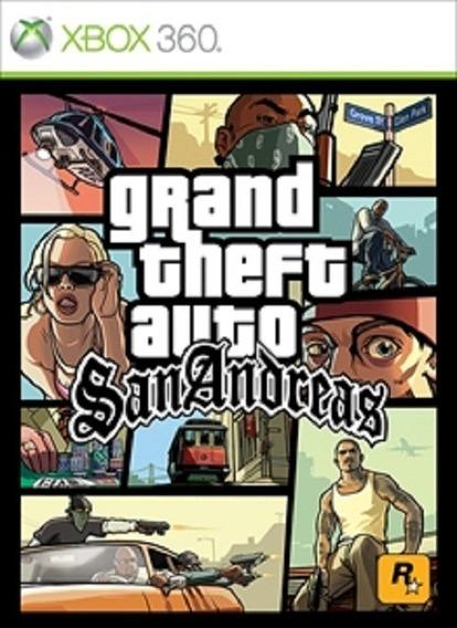 Gta San Andreas - Frete Grátis