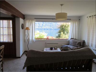 Cabaña Con Excelente Vista Al Lago Gutierrez (6 Pax)