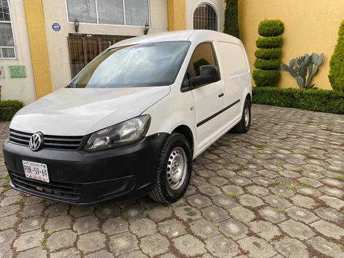 Imagen 1 de 12 de Volkswagen Caddy 2015 1.2 Maxi Cargo Van Larga Aa Mt