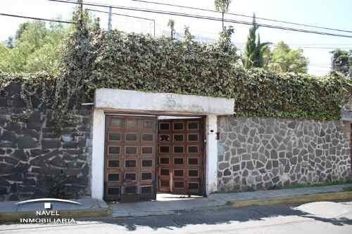 Excelente Casa Para Remodelar En Calle Tranquila, Cav-3405