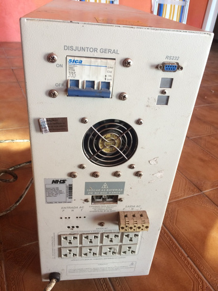 Nobreak Nhs 3300 Laser