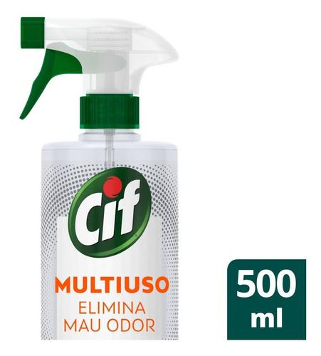 Cif Multiuso Elimina Odores 500ml