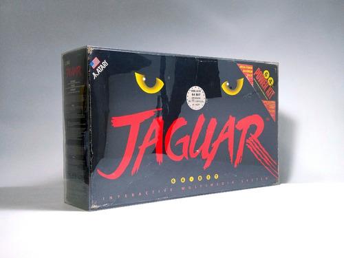 Protector Consola Atari Jaguar Hard Game