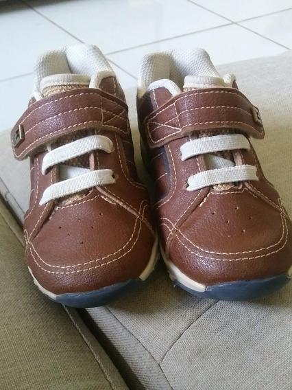 Sapato Sapatênis Klin Tamanho 22