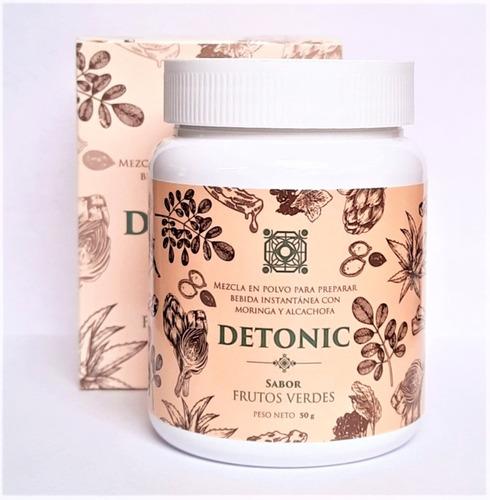 Detonic  Original Polvo 100% Natur - Unidad a $1808