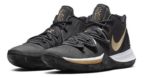 Zapatillas Nike Kyrie 5 Basquet Navidad Oferta Original 2019
