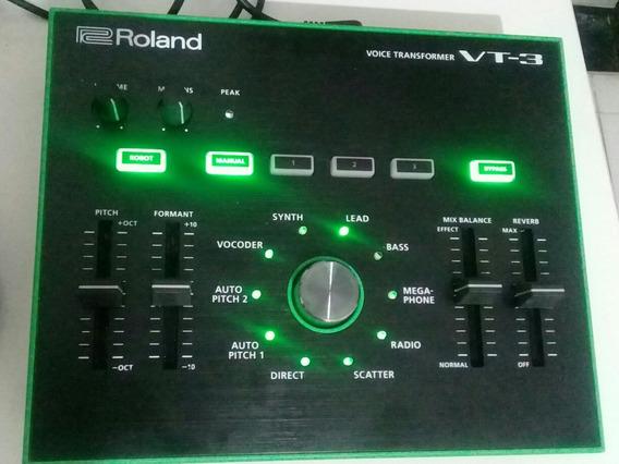 Roland Vt-3 Oportunidade ! Promoção De Natal!