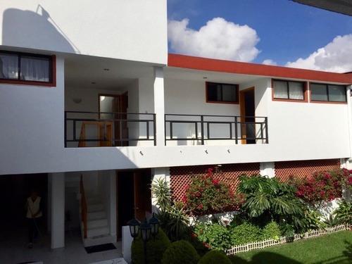 Extraordinaria Casa En San Jerónimo Aculco!!