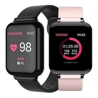 Smart Watch B57 Hero Band 3 O Único Com Diversas Faces!