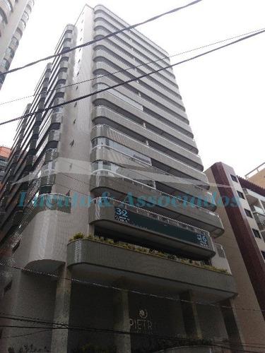 Apartamento Para Venda Canto Do Forte, Praia Grande Sp - Ap01476 - 32480147