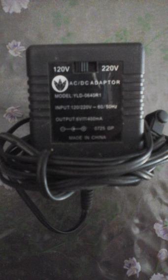Ac/dc Adaptor Model: Yld-0640r1