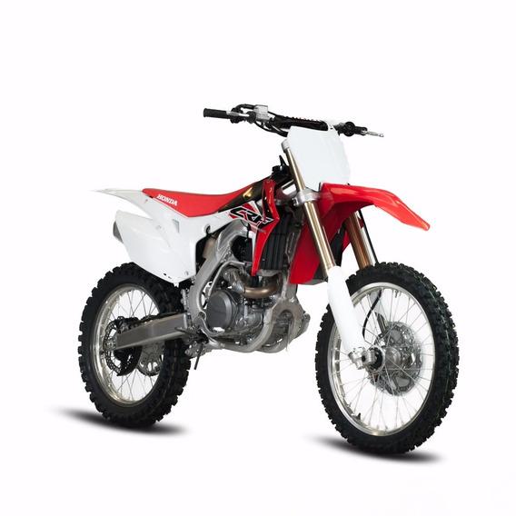 Moto Honda Crf 450 R 0km 2016 Rojo