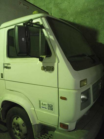 Caminhão Vw 8.150 Worker 2004 Branco