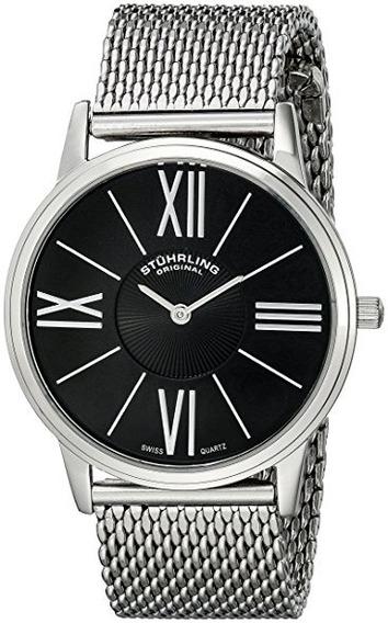 Reloj Acero Inoxidable Pulsera Malla 533m.33111 Stührling