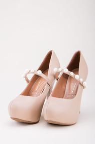 código promocional Últimas tendencias atarse en Zapatos Vizzano Color Nude - Calzado en Chaco en Mercado ...
