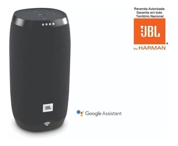 Caixa De Som Bluetooth Jbl Com Potência De 16 W Preta Link10