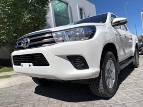 Toyota Hilux Doble Cabina Sr 4x2 2017