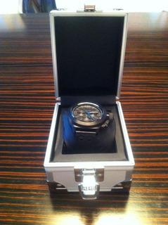 Reloj Tw Steel Chronograph Sumergible Oversize Impecable