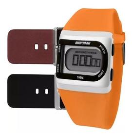 Relógio Mormaii Kit Troca Pulseira Fzg/8e, C/ Garantia E Nf