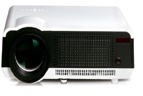 Retroprojetor Data Show 3800 Lumens Hdmi Áudio Vídeos Musica