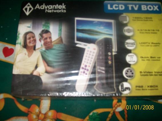 Lcd Tv Box Interface Lcd/tv/dvd/vcr/dvr Externa