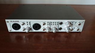 Interfaz De Sonido M-audio Firewire 410