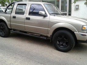 Ford Ranger Xlt 3.0 Diesel 4x4. 2006. Impecable Estado!!