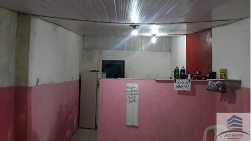 Imagem 1 de 8 de Casa A Venda Frente Ao Mar, Santos Reis, Natal