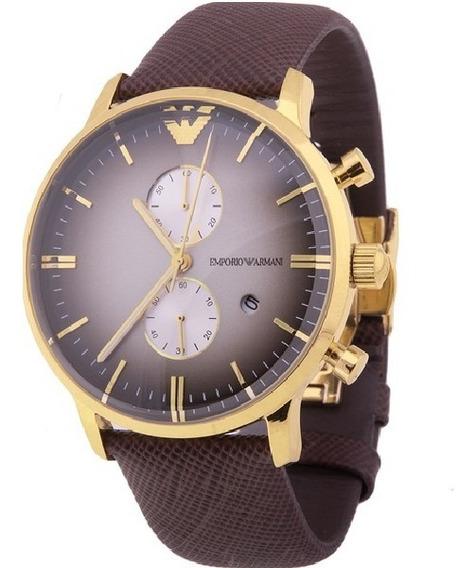 Reloj Hombre Caballero Ea 1755 Original Nuevo