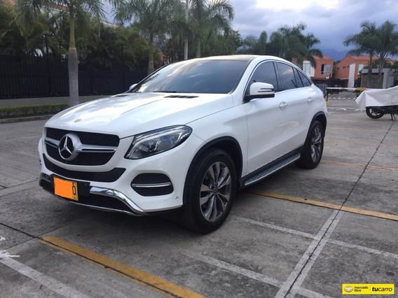 Mercedes Benz Clase Gle 350 At 4x4