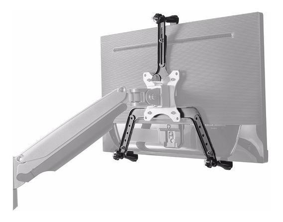 Adaptador Para Monitor Sem Furação Padrão Vesa Adp01-sv Elg
