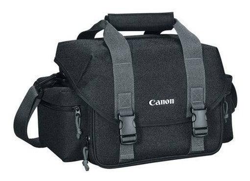 Bolsa Bag Canon Para Câmera - Mochila Dslr