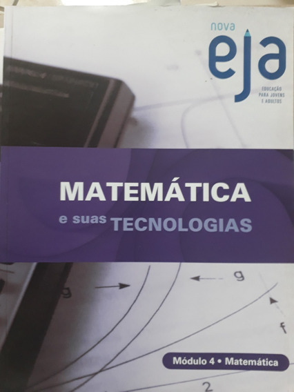 Nova Eja Matematica E Suas Tecnologias 4 Cecierj