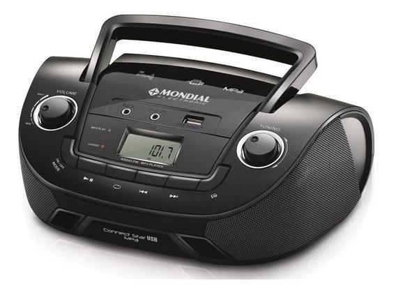 Rádio Portátil Mondial Connect Star Nbx-06