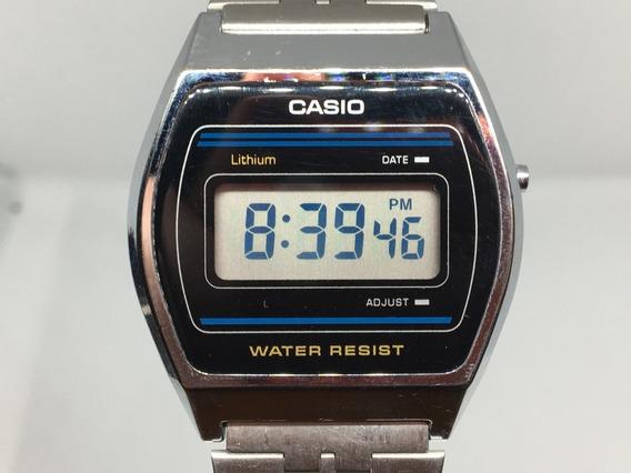 Reloj Casio 8612w Modulo 695 Vintage Para Coleccionistas