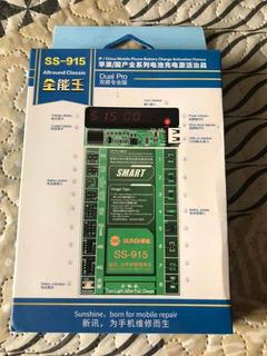 Placa Ativação De Bateria iPhone 4 Ao Xs Max Sunshine Ss-915