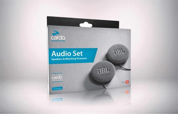 Kit Fone Cardo Jbl Para Packtalk E Freecom 45mm