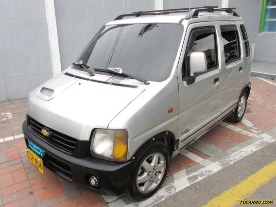 Chevrolet Wagon R 1200cc Mt Aa