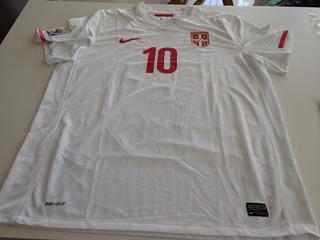 Camisa Seleção Servia & Montenegro 2009 / 2010 - Home