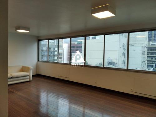 Apartamento À Venda, 3 Quartos, 2 Suítes, 1 Vaga, Leblon - Rio De Janeiro/rj - 26787